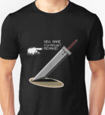 Final Fantasy 7: Finally the promise has been made. T-Shirt