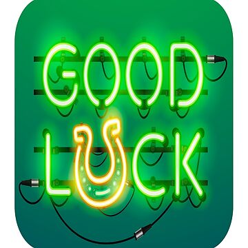 Good Luck Tshirt St. Patrick 's Day Tee by andalit