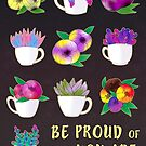 Be proud of who you are by Sunshunes