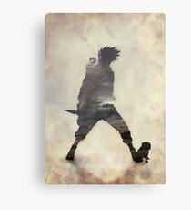 Copy ninja... Canvas Print