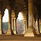 Red Fort by lisacred