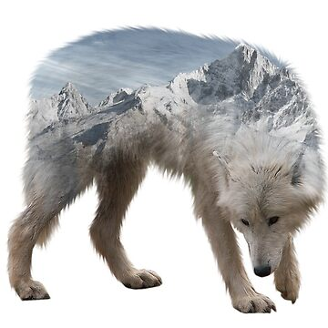 Mountain spirit by kaijupunk