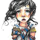 Weary Child by Lisa Oakes