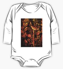 POMPEII COLLECTION NIGHTINGALE WITH RED ROSES Kids Clothes