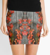 Autumn Creepers Mini Skirt