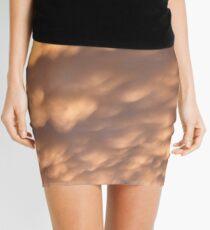 Sunset Pillows Mini Skirt