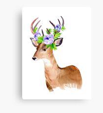 Oh, deer! Canvas Print