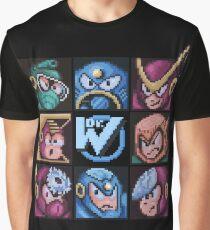 Mega Robot Bosses 2 Graphic T-Shirt