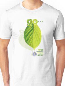 earthday go green Unisex T-Shirt