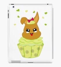 freches Zitronen Cupcake iPad-Hülle & Klebefolie