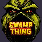 Swamp Thing  by Virginia Skinner