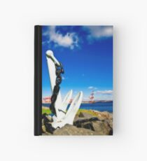 Anchored in Halifax Hardcover Journal