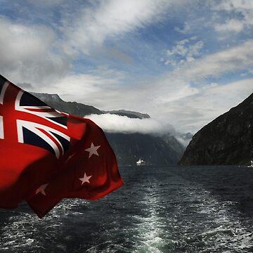 NZ at Sea by deepcp