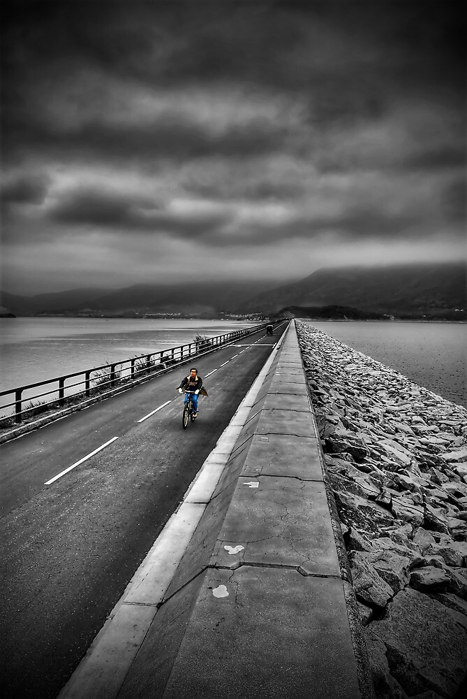 It's a lonely road by HKart