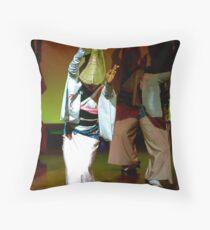 Awa Odori  Throw Pillow