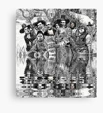 Witch Hunt: The Verdict Canvas Print