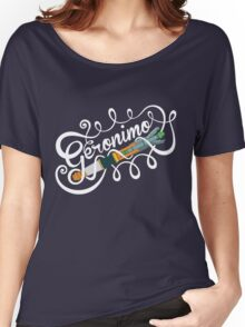 Doctor Who Geronimo! Women's Relaxed Fit T-Shirt