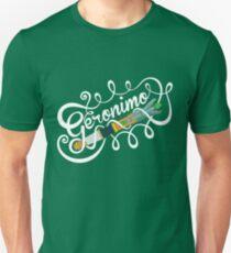 Doctor Who Geronimo! Unisex T-Shirt