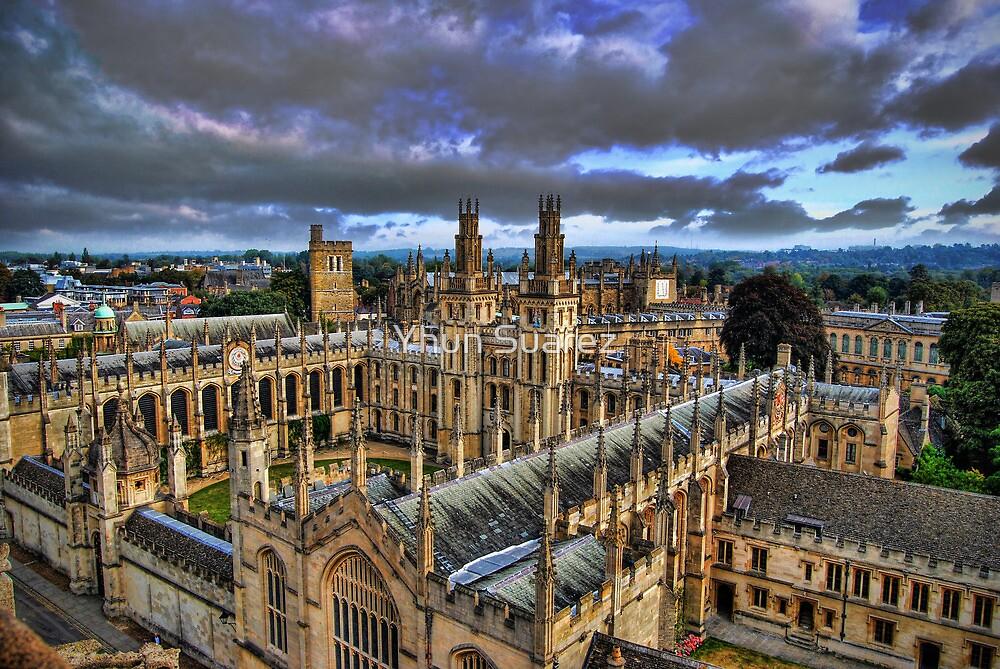 All Souls College, Oxford University by Yhun Suarez
