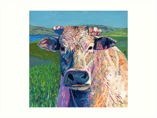 Bovine (Cow. Well, technically a bullock) by eolai