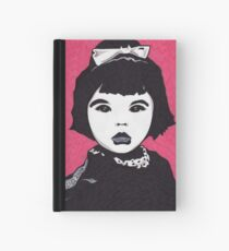 Baby Bjork Hardcover Journal