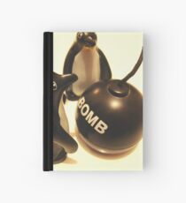 The Bored and Foolish Penguins Hardcover Journal