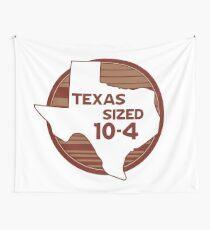 Texas Größe 10-4-Letterkenny Wandbehang