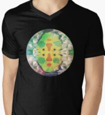 Reality Peeper. Peeping Through Dimensions Men's V-Neck T-Shirt