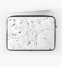 Orbital Mechanics - ink and silverpoint Laptop Sleeve