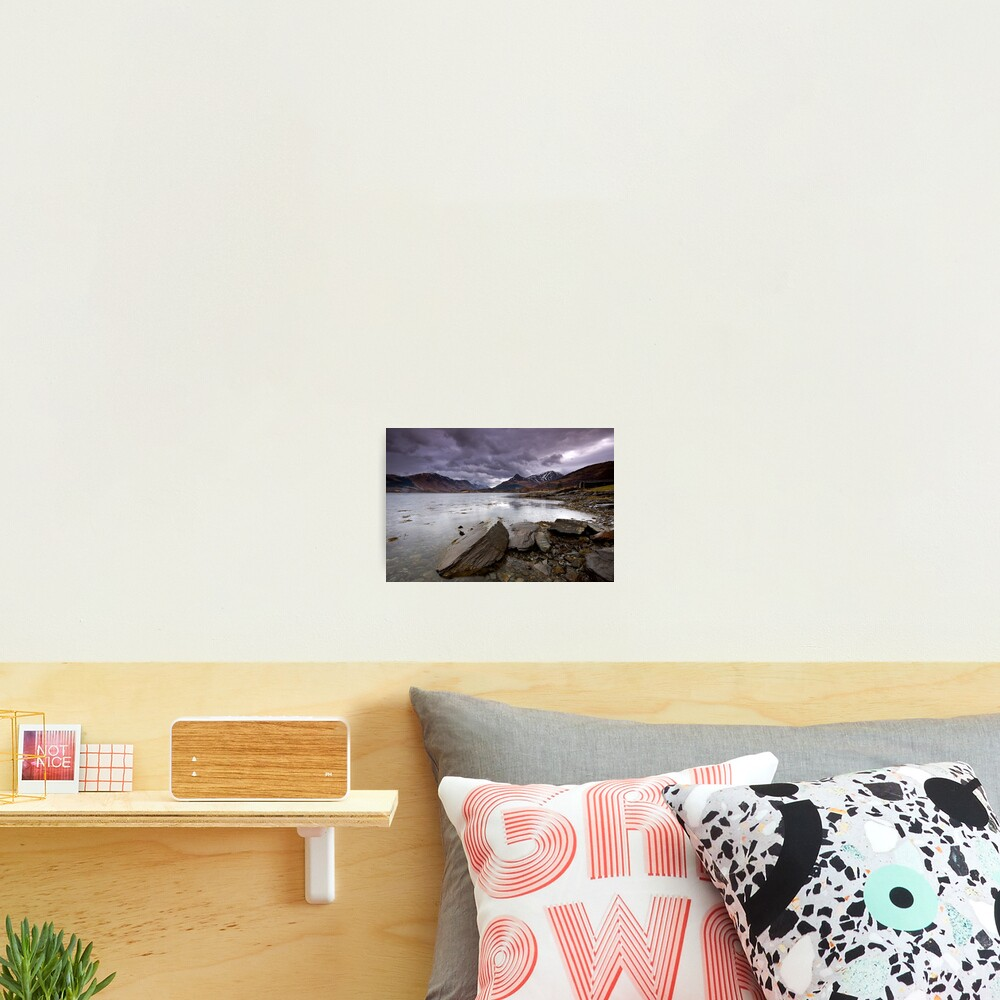 Loch Leven Photographic Print