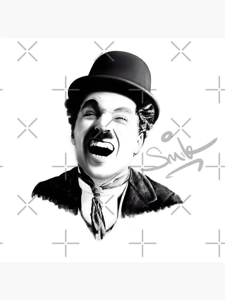 Charlie Chaplin - SMILE by ProPaul