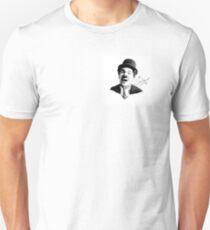 Charlie Chaplin - SMILE Slim Fit T-Shirt