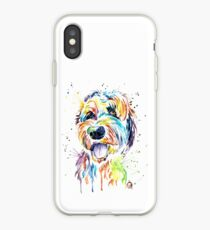 a9d0c365 Goldendoodle Drawing iPhone cases & covers for XS/XS Max, XR, X, 8/8 ...