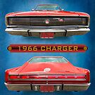 1966 Charger by K and K Hawley