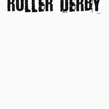 Roller Derby by StarAdrael