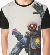 Pathfinder apex legends print Graphic T-Shirt