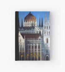Budapest Hardcover Journal