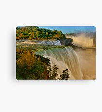 Sunrise Over Niagara - Niagara Falls Canvas Print