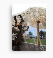 Representational collage Canvas Print