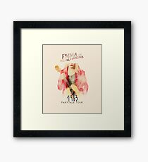 Fairytale Tour;  Framed Print