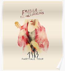 Fairytale Tour;  Poster