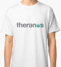 Camiseta clásica Theranos