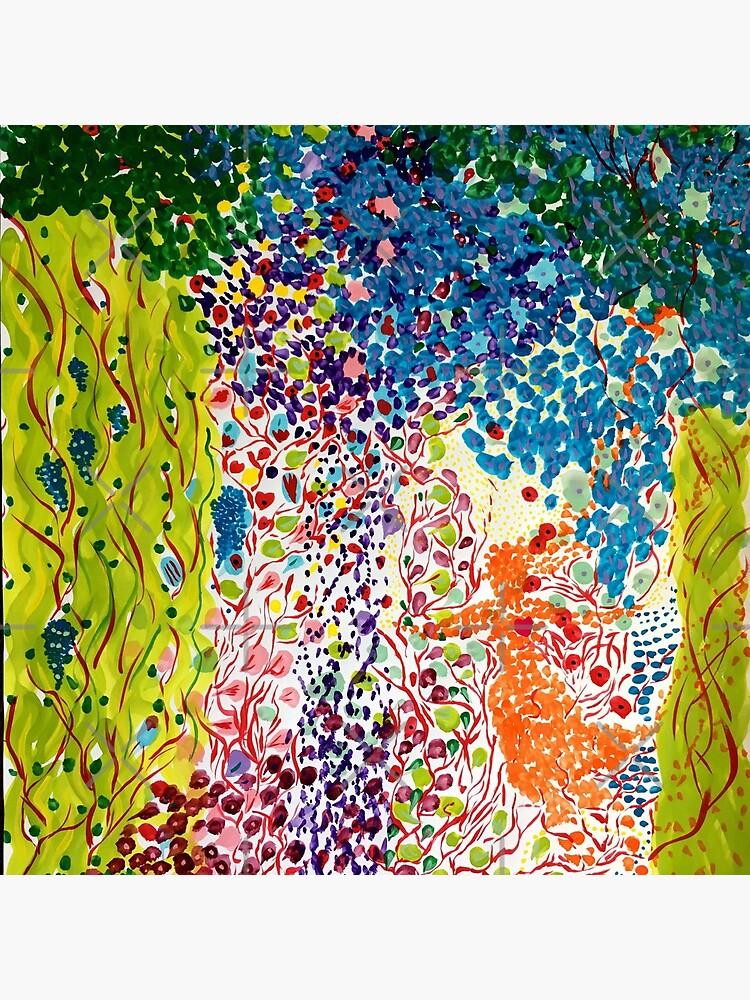 Siren Spring by Mingjing