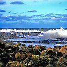 Breaking Waves by marinar