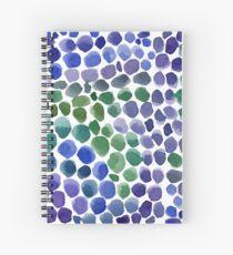 Path to the Secret Garden Spiral Notebook