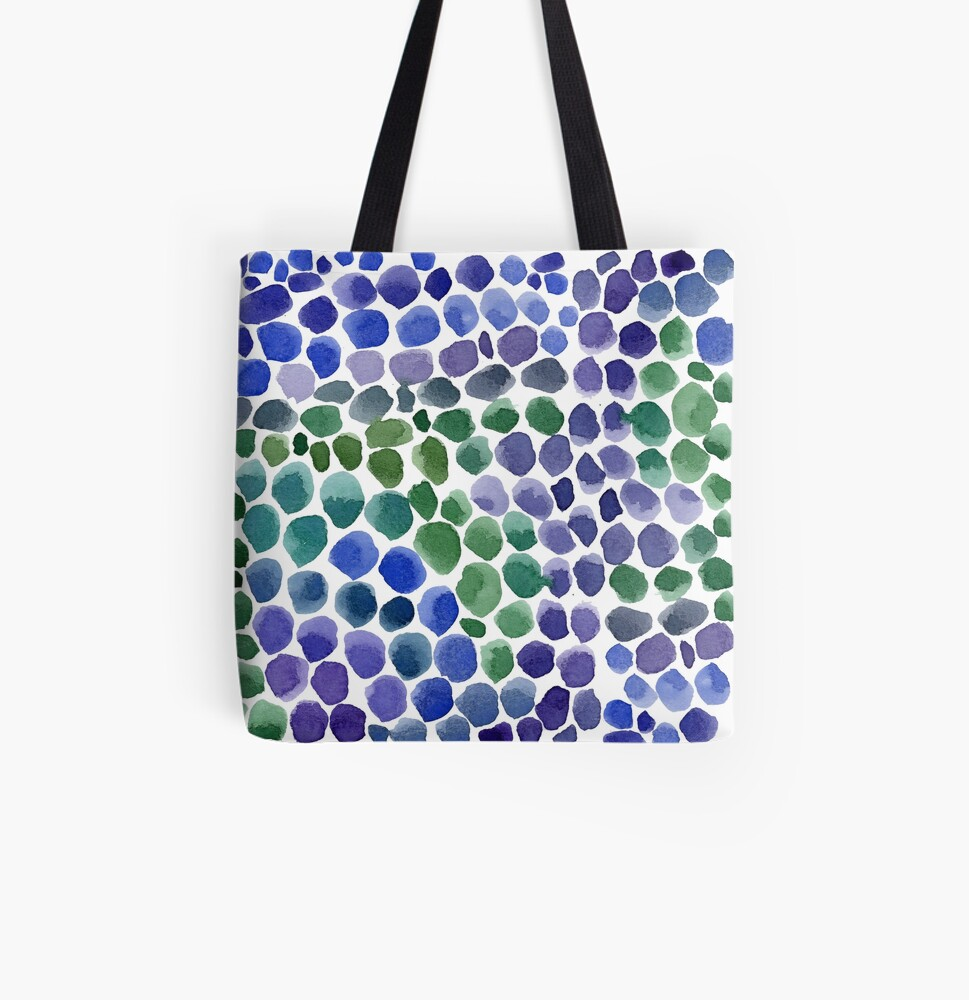 Path to the Secret Garden All Over Print Tote Bag