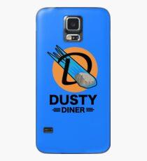 Funda/vinilo para Samsung Galaxy Dusty Diner