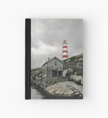 Abandoned - The Sambro Island Lighthouse Hardcover Journal