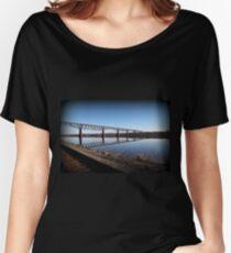 Hudson River Morning Span Women's Relaxed Fit T-Shirt