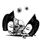 Head Split Gueisha by fakeface